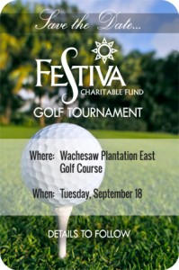 Festiva Charitable Fund 2012 Golf Tournament