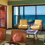 Beautiful Marriott timeshares, like the Ko Olina Beach Club.